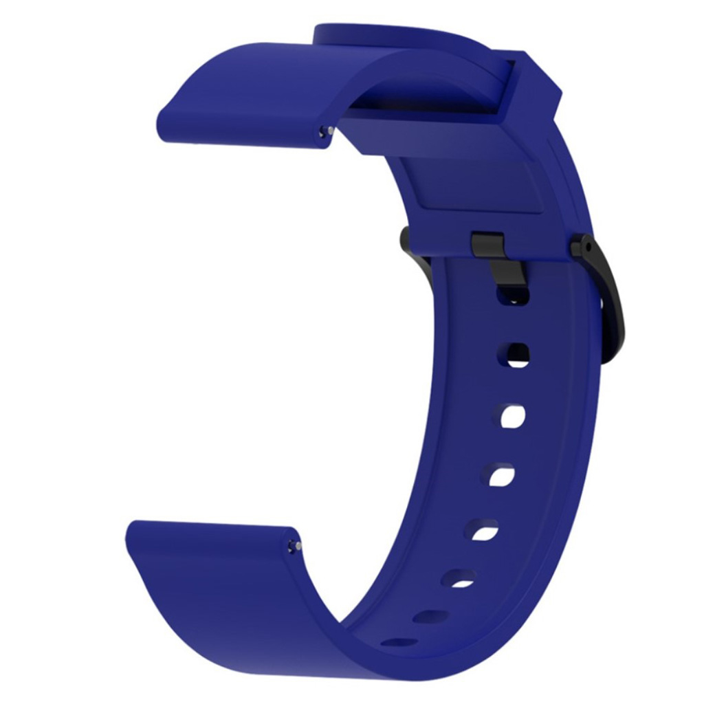 Bilde av Amazfit Bip 20mm Silicone Watch Band - Blue