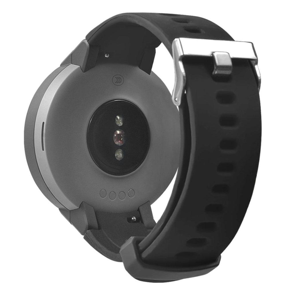 Bilde av Amazfit Verge 3 Silicone Watchband - Black