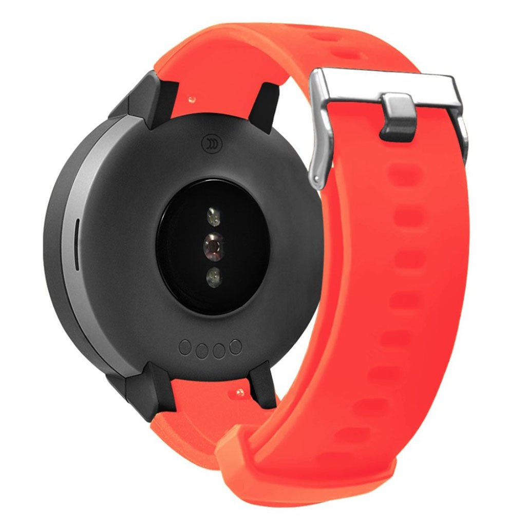 Bilde av Amazfit Verge 3 Silicone Watchband - Red