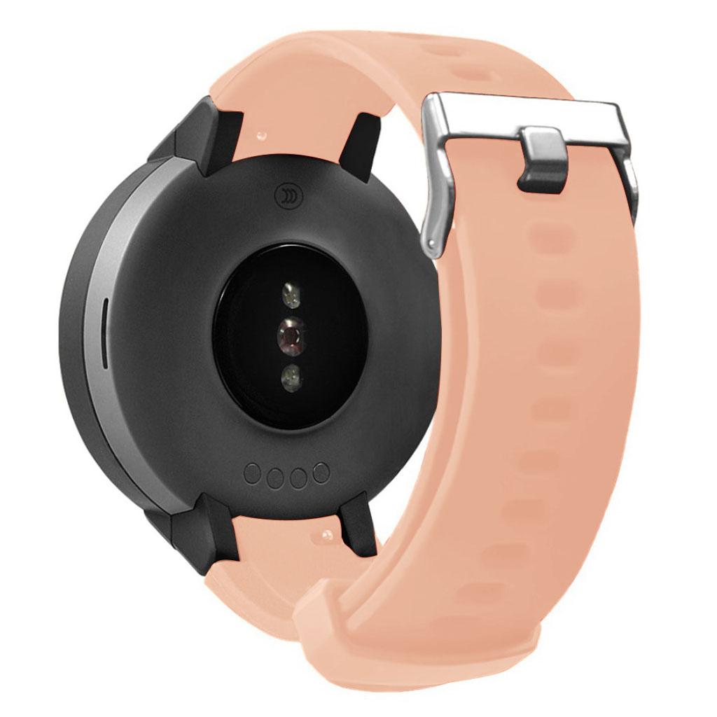 Bilde av Amazfit Verge 3 Silicone Watchband - Pink