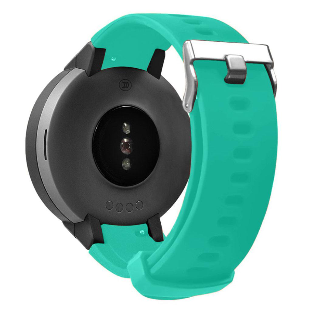 Bilde av Amazfit Verge 3 Silicone Watchband - Cyan