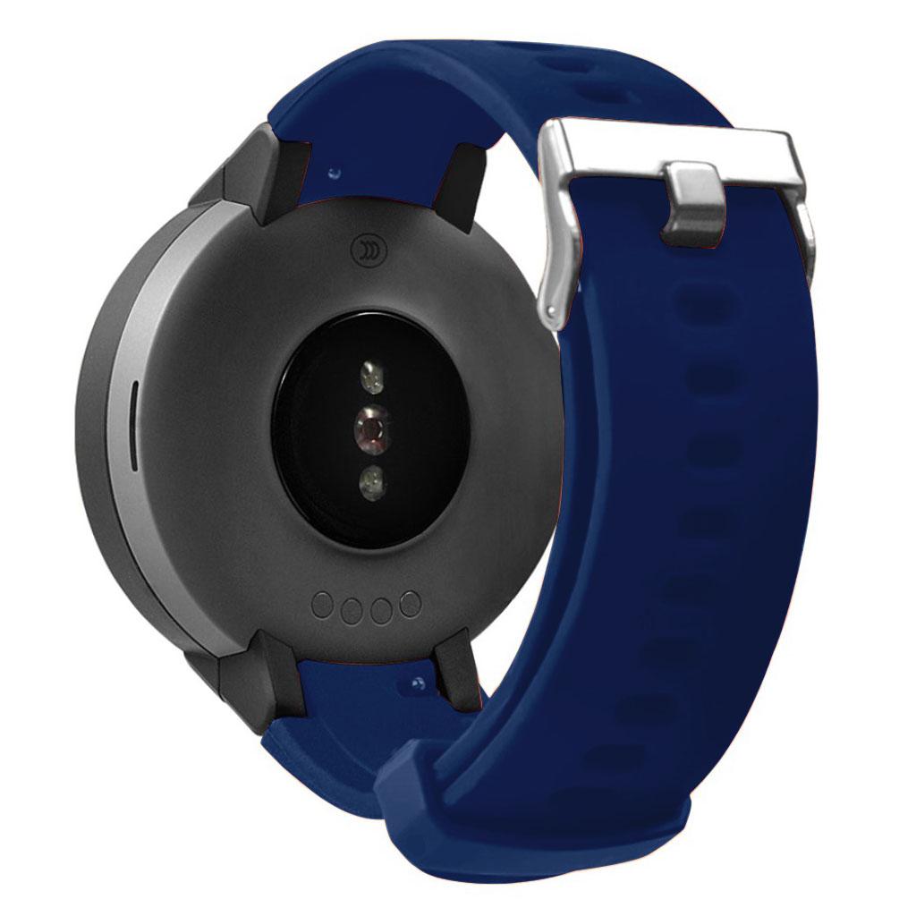 Bilde av Amazfit Verge 3 Silicone Watchband - Blue