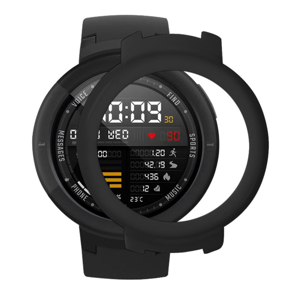 Bilde av Huami Amazfit Verge 3 Simple Case - Black