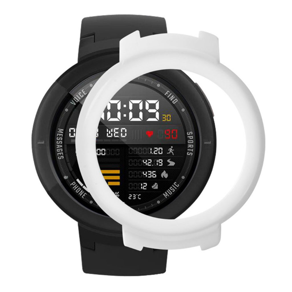Bilde av Huami Amazfit Verge 3 Simple Case - White