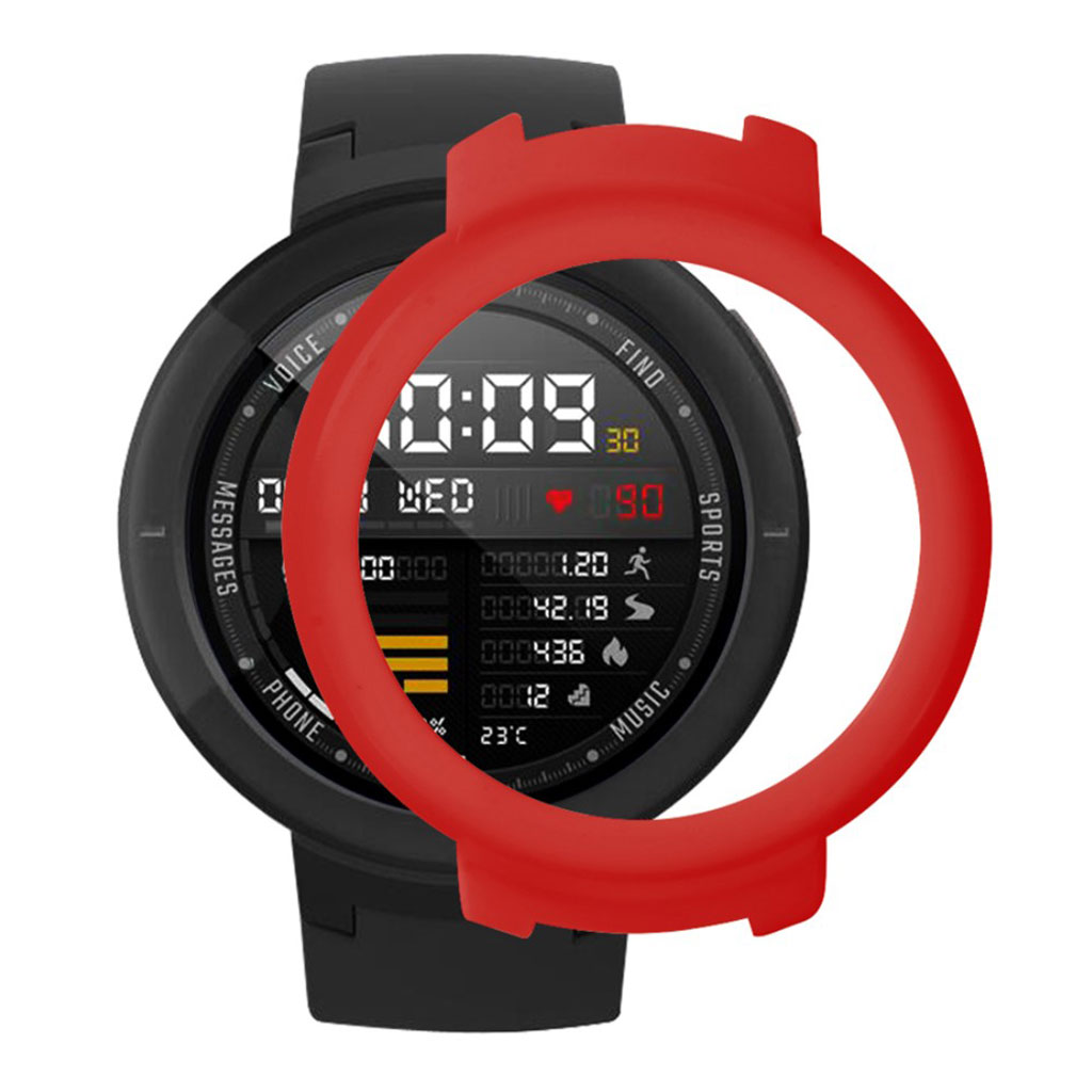 Bilde av Huami Amazfit Verge 3 Simple Case - Red