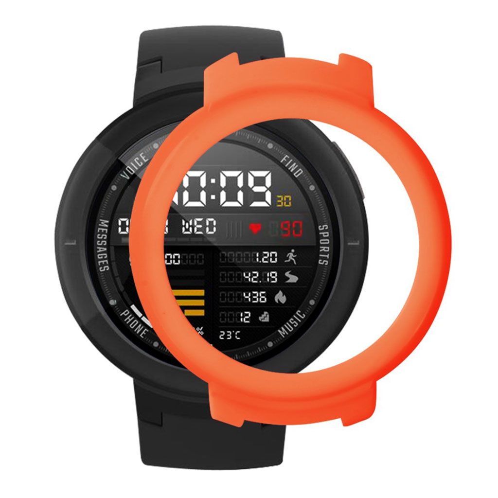 Bilde av Huami Amazfit Verge 3 Simple Case - Orange