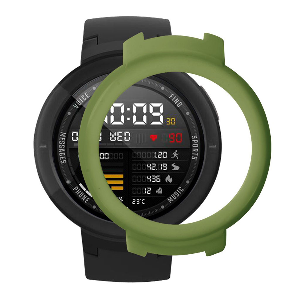 Bilde av Huami Amazfit Verge 3 Simple Case - Green
