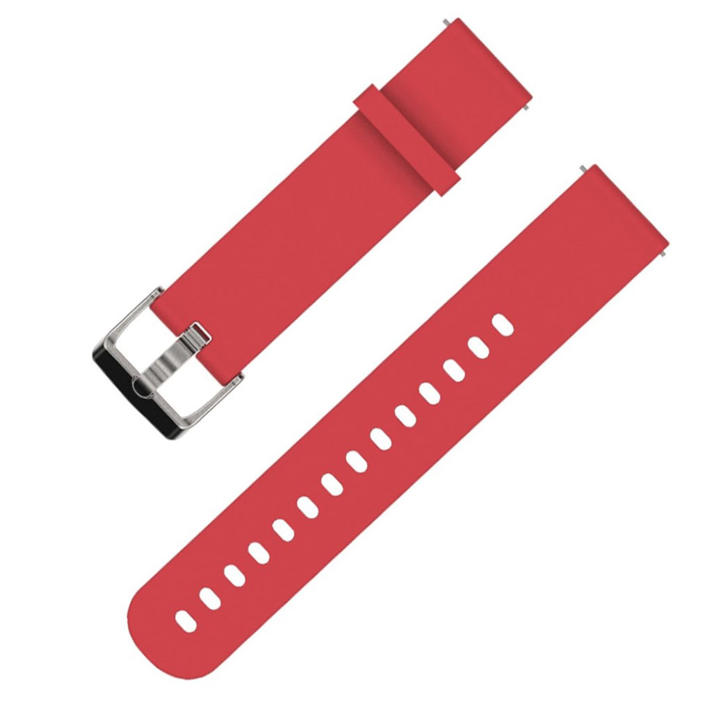 Bilde av Mijobs 20mm Amazfit Youth Watchband - Red
