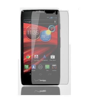 Motorola Droid Razr Maxx HD Skjermbeskytter (Klar)