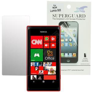Nokia Lumia 505 Skjermbeskytter (Klar)