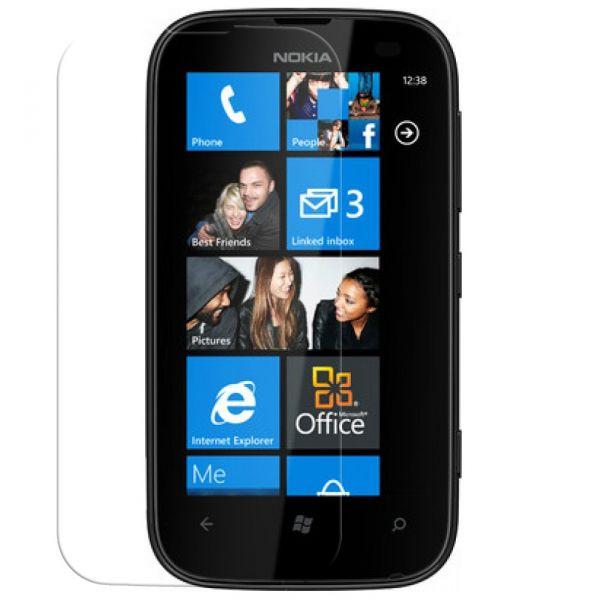 Nokia Lumia 510 Skjermbeskytter (Klar)