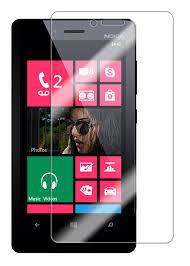 Nokia Lumia 810 Skjermbeskytter (Klar)