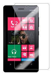 Nokia Lumia 810 Skjermbeskytter (Speil)