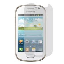 Samsung Galaxy Fame Skjermbeskytter (Klar)