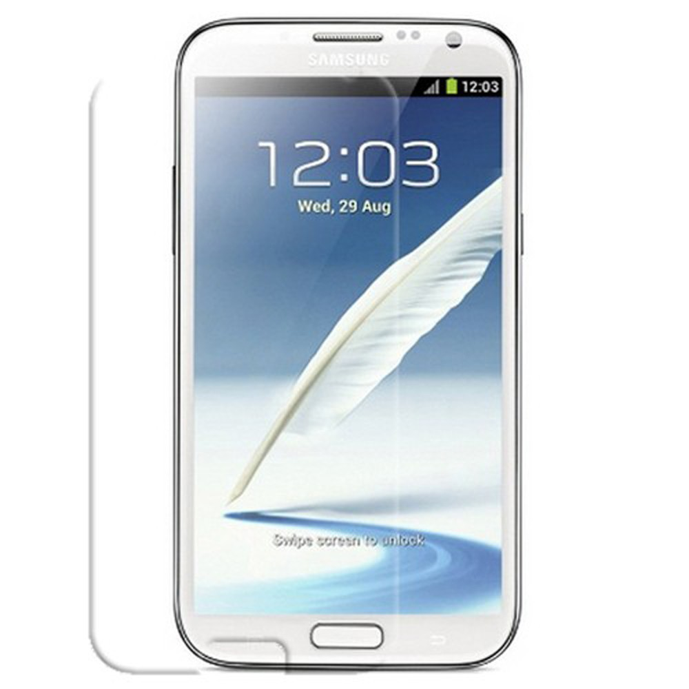 Samsung Galaxy Note 2 Skjermbeskytter (Speil)