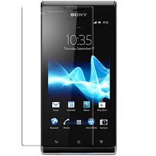 Sony Xperia J Skjermbeskytter (Speil)